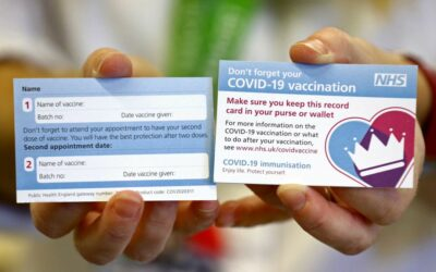 Proof of COVID-19 Vaccination